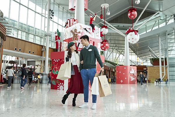 聖誕韓流襲東薈城名店倉